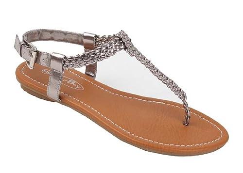gladiator thong sandals