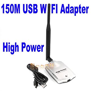 Long Range USB Wireless G Wifi Adapter Wlan Networt 54m
