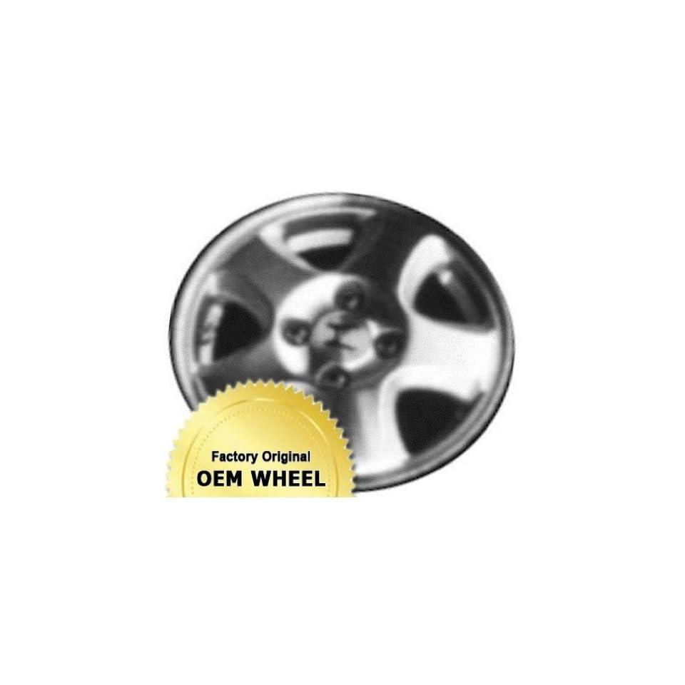 HONDA CIVIC 13x5 Factory Oem Wheel Rim  MACHINED FACE SILVER   Remanufactured
