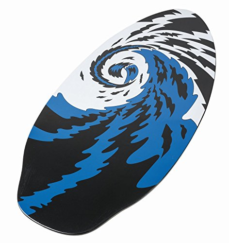 Idena 7000009 - Tavola da skimboard, ca. 104 cm