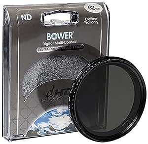 Bower FN62 Filtre de densité variable 62 mm