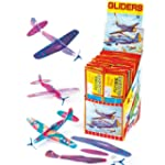 Flying Gliders (Pack of 6)