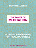 Power of Meditation: A 28-Day Programme for Real Happiness (1848504993) by Salzberg, Sharon