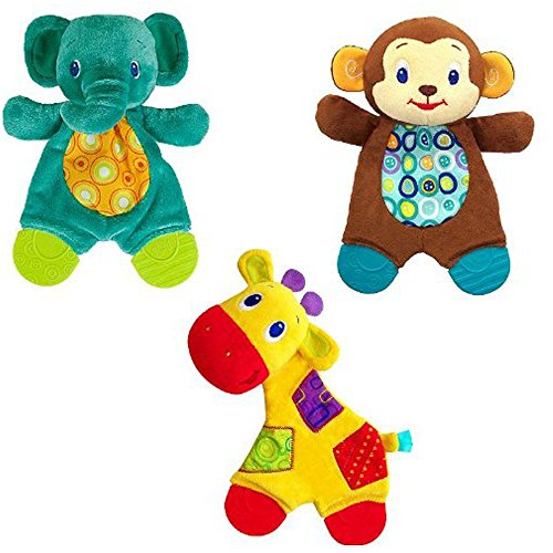 Bright Starts Snuggle & Teethe Teether