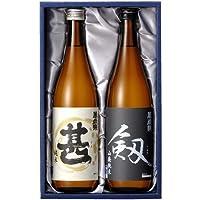 萬歳楽 白山菊酒認証酒セット (720ml×2本)