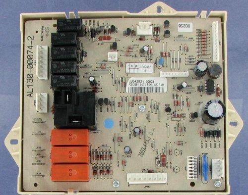Whirlpool Range Control Board front-633257