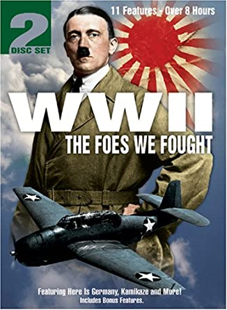 World War 2: Foes We Fought