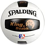 Spalding 72-085 Replica Beach Volleyball of King of the Beach