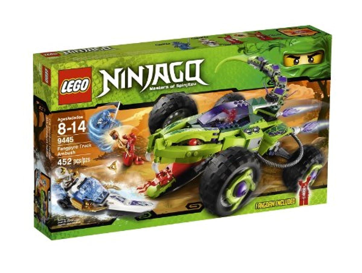 [해외] LEGO NINJAGO FANGPYRE TRUCK AMBUSH 9445-4653053