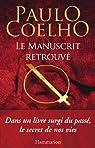 Le manuscrit retrouvé par Coelho