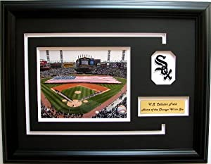 CGI Sports Memories Chicago White Sox U.S.Cellular Field Photo Frame with 3D Double... by CGI Sports Memories