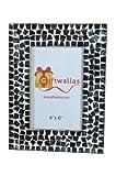 Giftwallas Wooden Photo Frame ( Black, 10X15 cm )