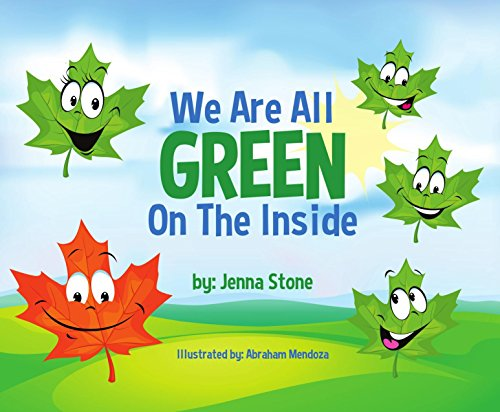 Free Kindle Book : We Are All Green on the Inside