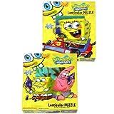 Spongebob Lenticular Puzzle (1) Party Ac...