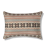Heritage Fair Isle Cushion