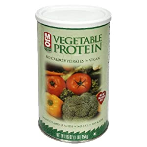 MLO Vegetable Protein Powder - 16 Oz