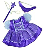 Purple Fairy Princess Fits 15 inch Build A Bear