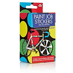Npw bicycle paint job dots bicycle decoration for 70 bike decoration