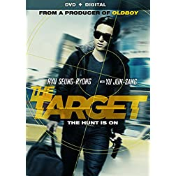 The Target - DVD + Digital
