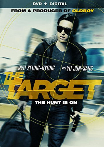 The Target - DVD + Digital