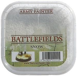 Snow Scatter Battlefields Miniature Basing