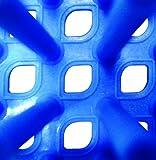 Heathrow Scientific Polypropylene Fiberglass Reinforced 50 Peg Rack (Pack of 2)
