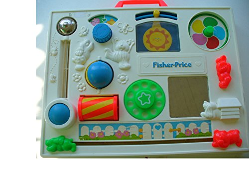 Fisher Price Activity Center Crib Toy - 1