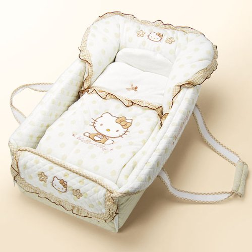 Hello Kitty Baby Bedding 9466 front