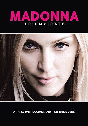 Madonna - Triumvirate(3Dvd) [NTSC]