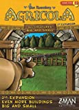 Agricola All Creatures Big and Small Expansion 2: Even More Buildings Big and Small