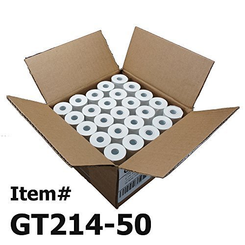 50-thermal-paper-rolls-2-1-4-x-50-verifone-vx520-first-data-fd400-nurit-8000-8020-stp-103-by-gorilla