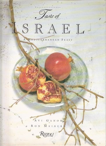Taste of Israel by Rizzoli