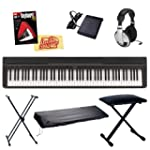Yamaha P-35 88-Key Digital Piano Bund...