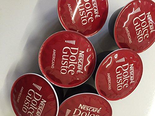 Get Dolce Gusto Americano 80 Pods/Capsules - Nescafe