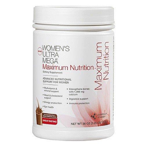 Gnc Women'S Maximum Nutrition, Milk Chocolate 2.25 Lb (1020 G)