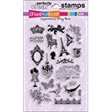 Stampendous Perfectly Clear Stamp Set, Charm Collection Image