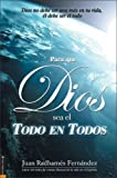 img - for Para que Dios sea el Todo en Todos (Spanish Edition) book / textbook / text book