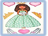Main Street Wall Creations Princess Combo Stickers Pack of 2
