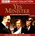 Yes Minister: Starring Paul Eddington...