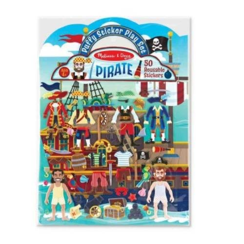 Melissa And Doug Sticker Book front-1043169