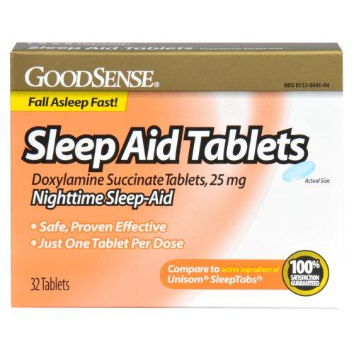 Jpeg kirkland sleep aid doxylamine succinate 25mg 384 tablets sleeping