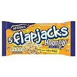 McVitie's Flapjacks Hobnobs Nobbly 5 x 34g