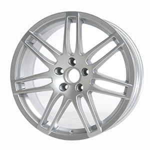 19″ Silver Audi ST5 RS4 Style Wheels Set (Set of 4 Rims)