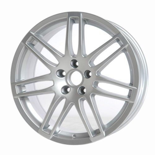 19″ Silver Audi ST5 RS4 Style Wheels Set (Set