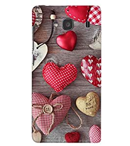 Doyen Creations Designer Printed High Quality Premium case Back Cover For Xiaomi Redmi 2