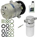 AC Compressor Kit fits 03-98 Chevrolet S10, GMC Sonoma