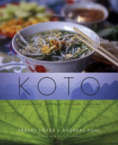 Koto by Tracey Lister, Andreas Pohl