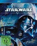 Image de BD * Star Wars Trilogie - Episode IV-VI [Blu-ray] [Import allemand]