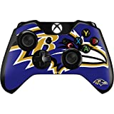 NFL Baltimore Ravens Xbox One Controller Skin - Baltimore Ravens Large Logo Vinyl Decal Skin For Your Xbox One Controller