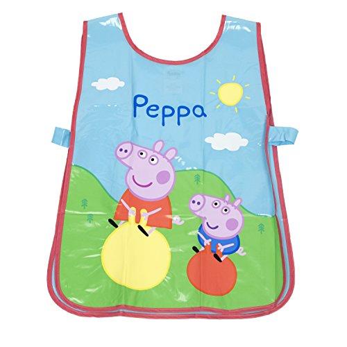 Peppa Pig - Babero PVC